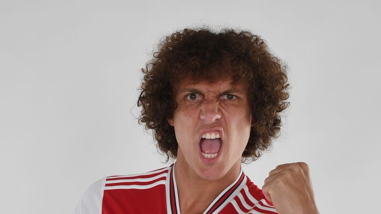 David Luiz left Chelsea for Arsenal on Deadline Day
