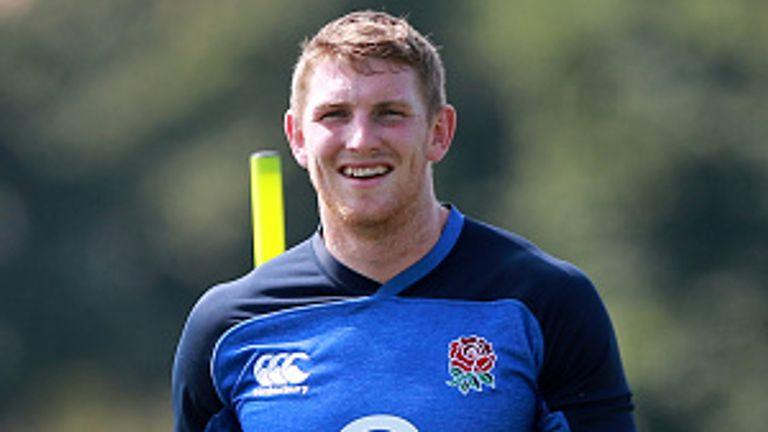 McConnochie set to make England debut