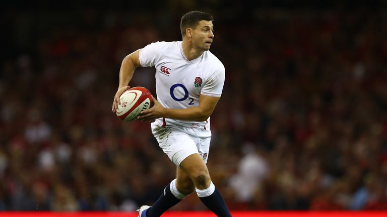Youngs is excited about the return of the Owen Farrell-George Ford axis