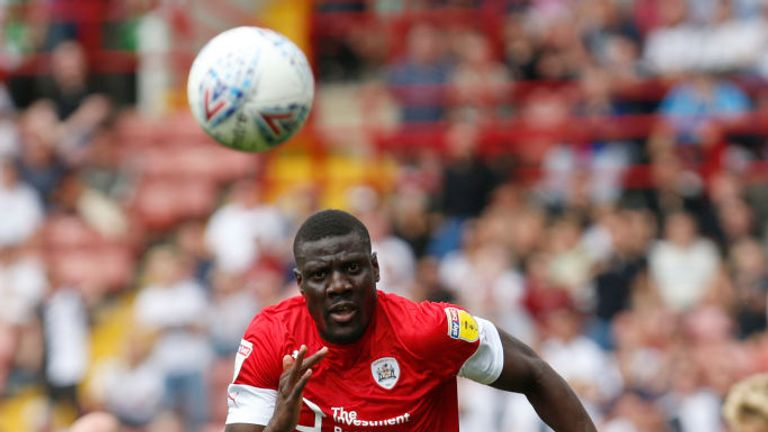 Kick It Out reported Bambo Diaby was subjected to abuse during Barnsley's game against Fulham
