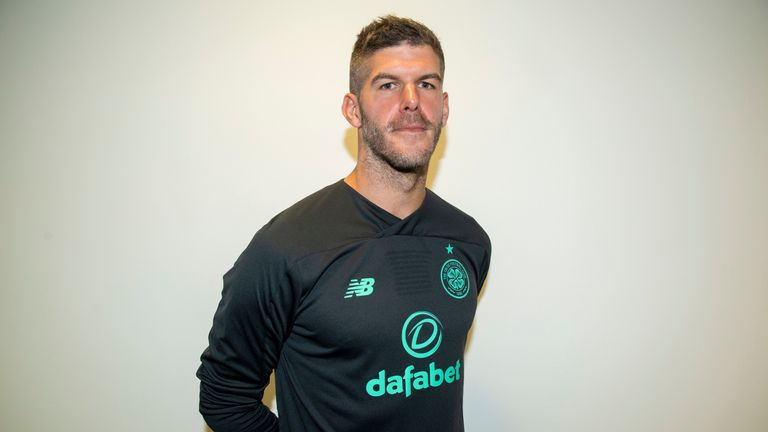 Fraser Forster has rejoined Celtic on a season-long loan from Southampton