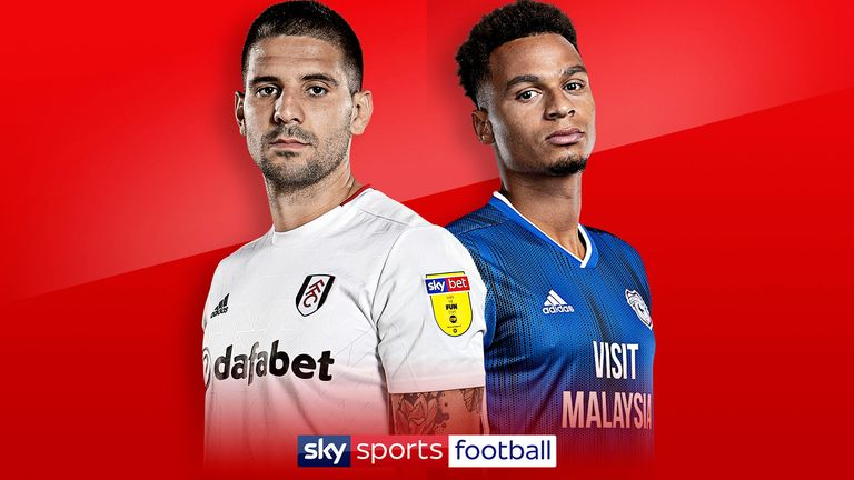 Fulham vs Cardiff will be live on Sky Sports in October