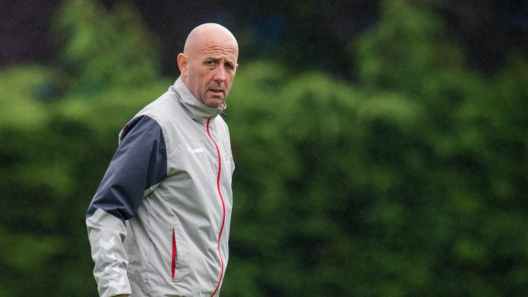 McAllister says the loan signing of Andy King will boost their squad