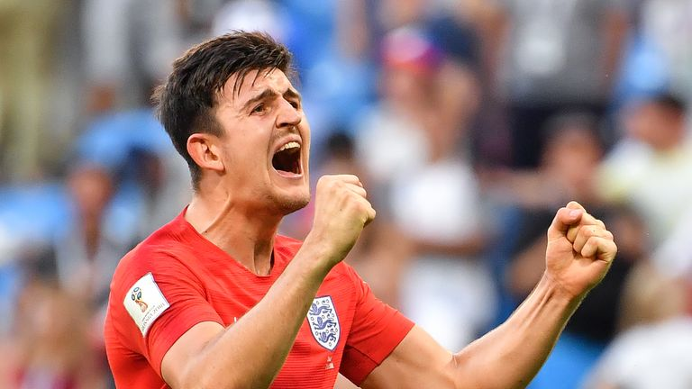 Maguire will soon become the most expensive defender of all time