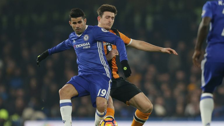 Maguire impressed against Chelsea while with Hull