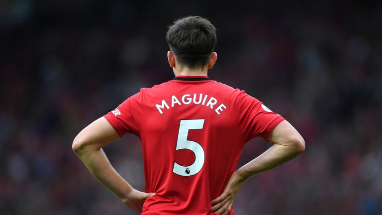Harry Maguire excelled on his Manchester United debut against Chelsea