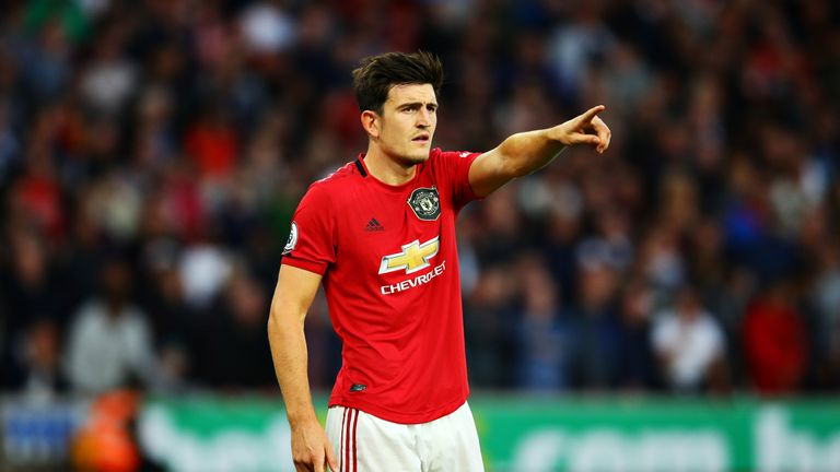 Harry Maguire joined Manchester United for £80m this past summer