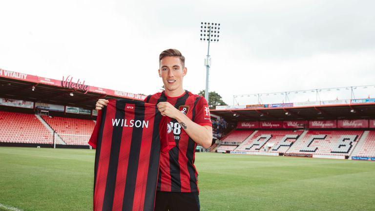 Harry Wilson has joined Bournemouth on a season-long loan