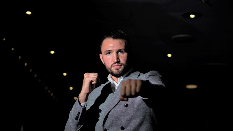 Hughie Fury faces Alexander Povektin in London later this month