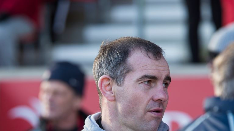 Salford's Ian Watson has been nominated for Super League's coach of the year award