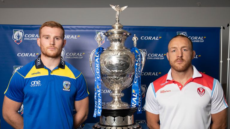 Challenge Cup final: Test your knowledge of rugby league's big day at Wembley with our quiz