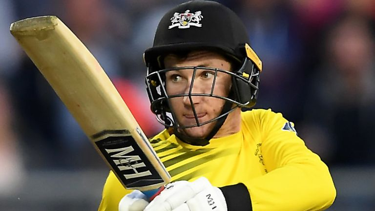 James Bracey has enjoyed a breakthrough year for Gloucestershire