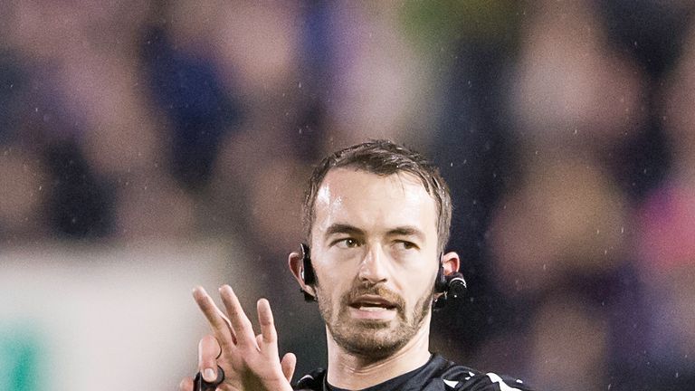 James Child will take charge of the Championship game between Widnes and Toulouse