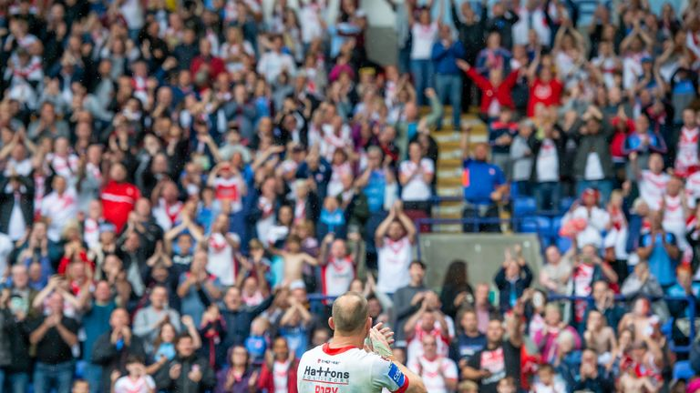 Roby has a long-standing association with St Helens