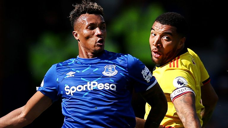Jean-Philippe Gbamin has enjoyed a good start to life in the Premier League