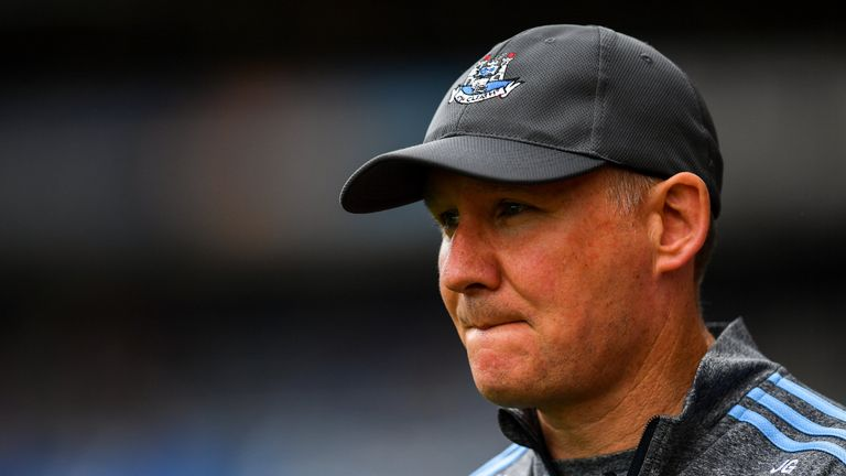 Gavin has lost just one championship game as manager of Dublin in seven seasons
