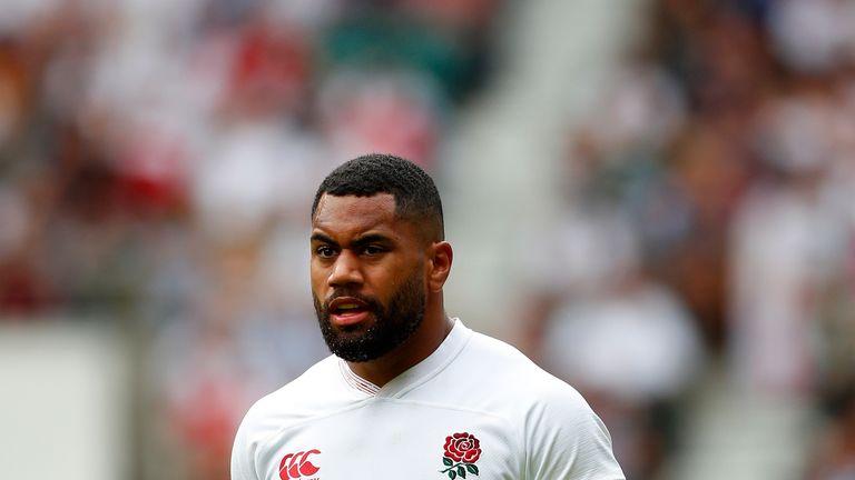 England's Joe Cokanasiga and Mark Wilson doubtful for Rugby World Cup opener