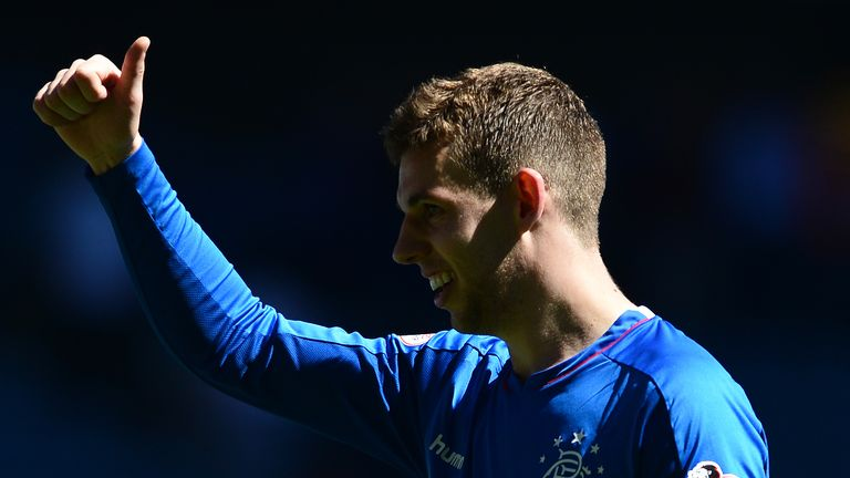 Jon Flanagan should be the number one choice at left-back, says former Rangers striker Kris Boyd