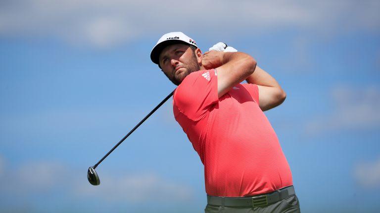 Jon Rahm won earlier in the season at the Dubai Duty Free Irish Open