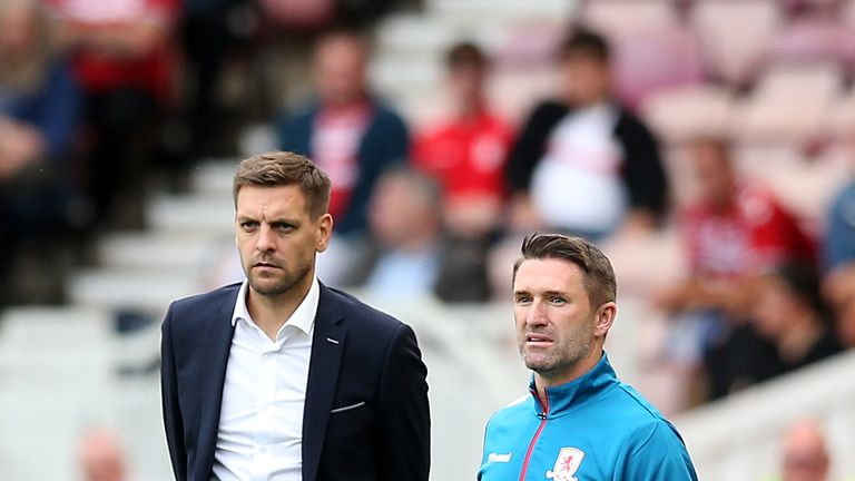 Jonathan Woodgate has won just one of his first six games in charge of Middlesbrough