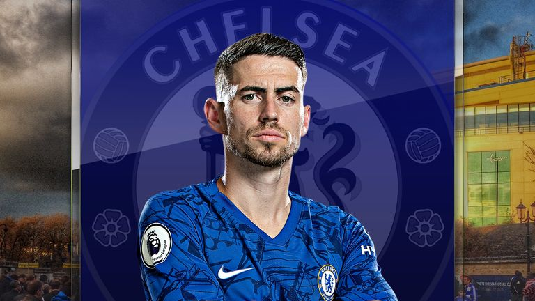 Chelsea midfielder Jorginho continues to divide opinion among supporters