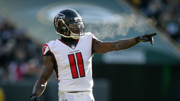 Julio Jones, Falcons agree on $66 million contract extension