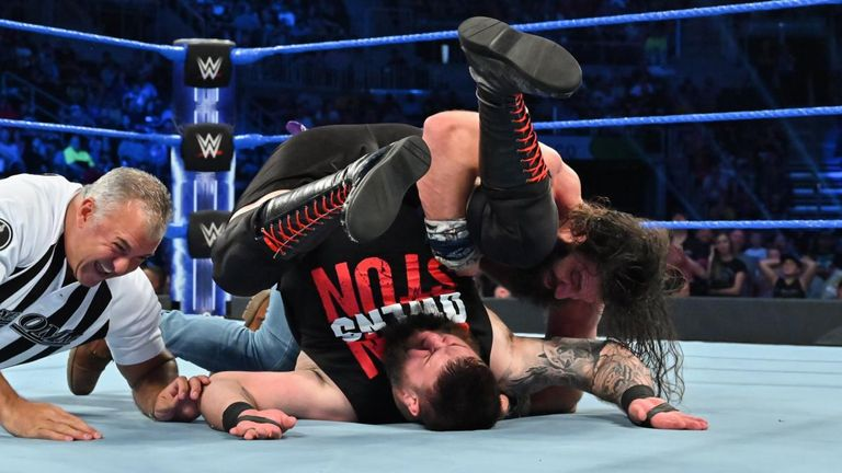 WWE SmackDown: Daniel Bryan reveals Roman Reigns' attacker