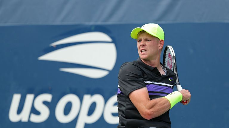 Kyle Edmund has won just12 matches on the ATP Tour in 2019