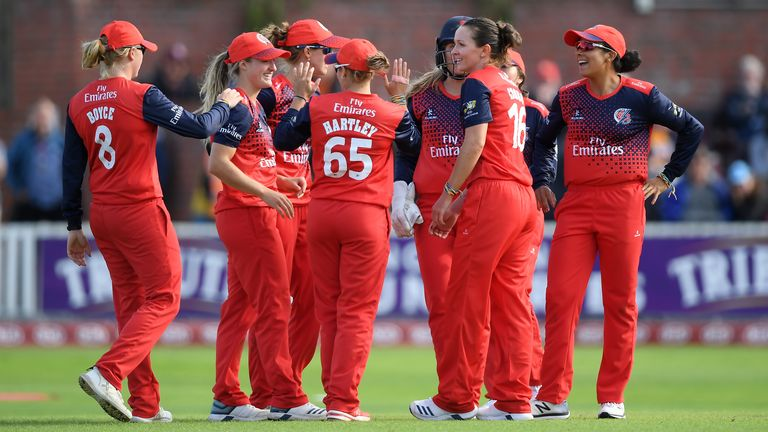 The ECB hopes to stage domestic women's cricket in 2010