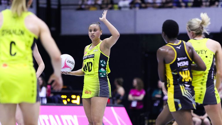 Manchester Thunder won the Vitality Netball Superleague title for the third time in May