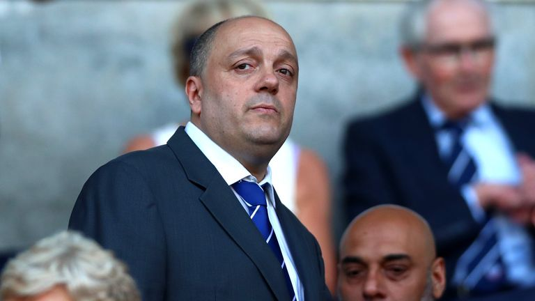 Laurence Bassini previously attempted to buy Bolton