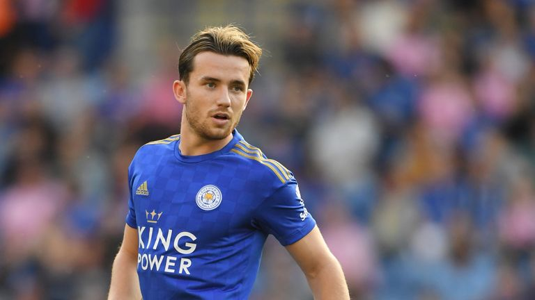 Ben Chilwell is expected to miss out again for Leicester on Saturday