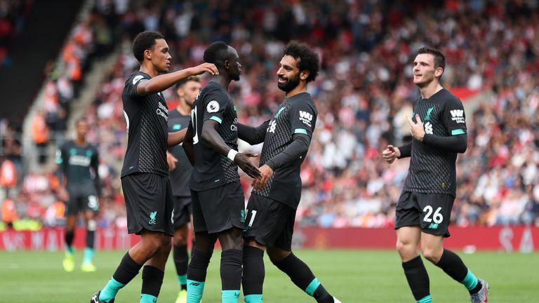 Liverpool's Mohamed Salah, Sadio Mane and Roberto Firmino need rest this season, says Stephen Warnock