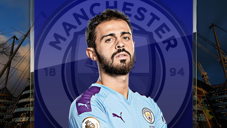 Bernardo Silva's path to becoming a Manchester City star was not smooth