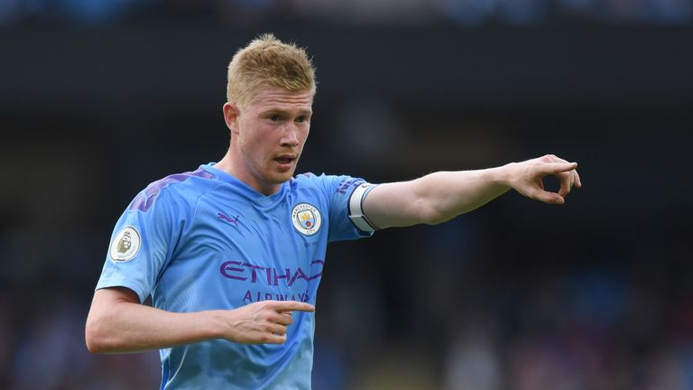 Kevin De Bruyne to miss Manchester City's clash with Dinamo Zagreb with groin injury | Football News |