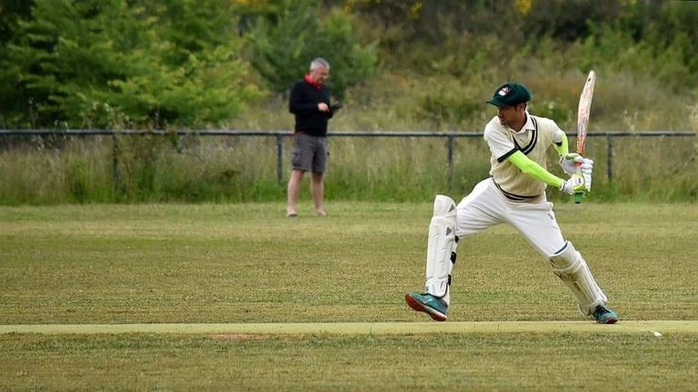 Graces are now playing the majority of their home games at Broxbourne CC in Hertfordshire