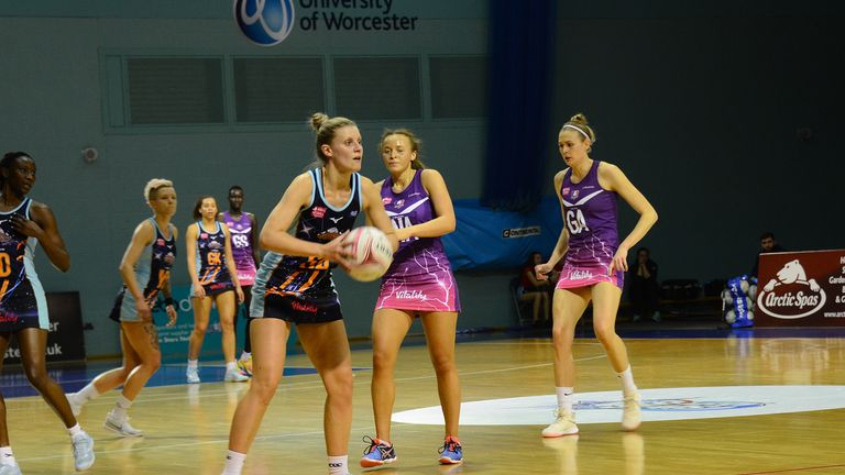 Maryka Holtzhausen retires from professional netball