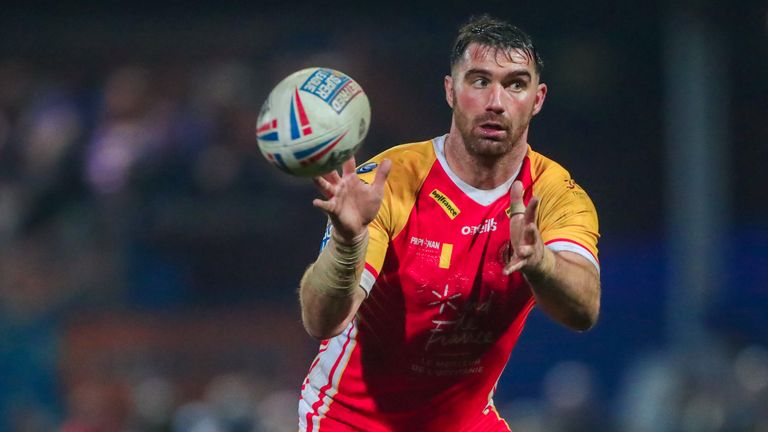 Holbrook believes Smith can make a difference after struggling at Catalans