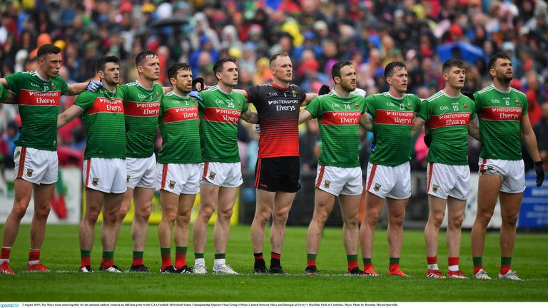 Mayo set up a semi-final showdown with Dublin