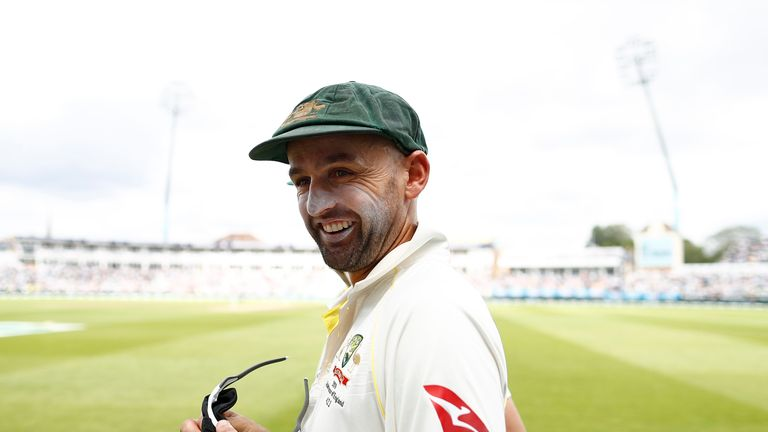 Australia spinner Nathan Lyon will play for Hampshire in 2020