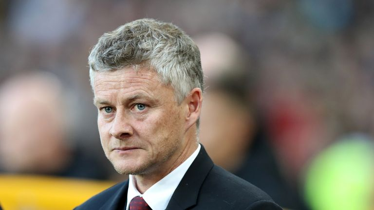 Solskjaer will aim to maintain Manchester United's unbeaten start to the Premier League season