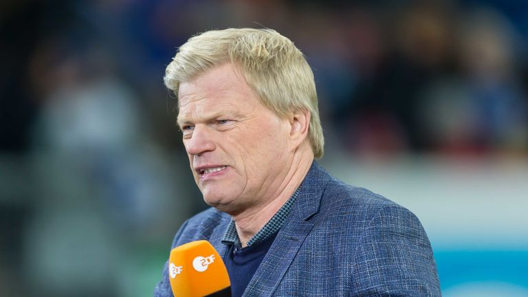 Ex-Germany captain Kahn has worked in the media since retiring in 2008