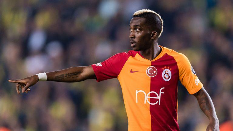Henry Onyekuru scored 16 goals in 44 appearances on loan at Galatasaray last season