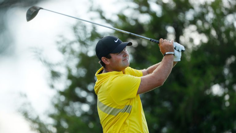 Northern Trust: Patrick Reed takes one-shot lead into final round