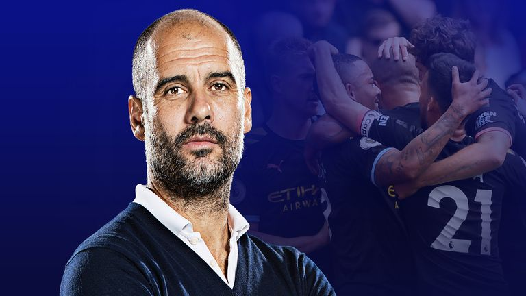 Pep Guardiola left out some big names against West Ham but it worked
