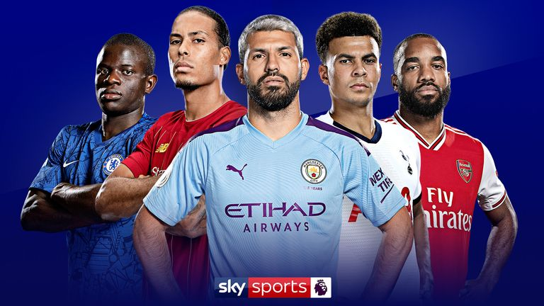 Your festive football schedule with Sky Sports