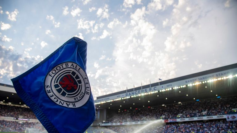 Rangers are being punished by UEFA