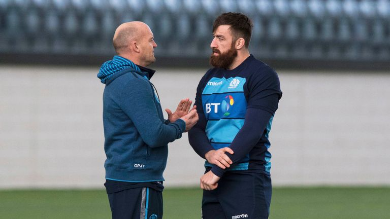 Scotland flanker Gary Graham cut from World Cup training squad