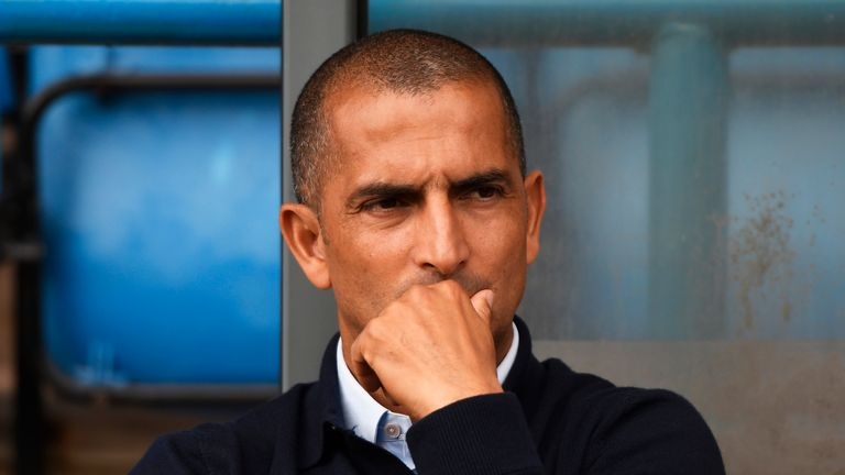 Sabri Lamouchi won his first game as Forest boss against Birmingham last weekend