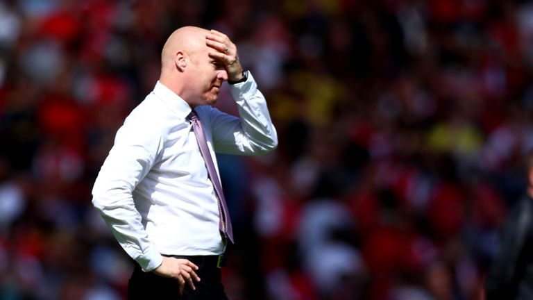 Dyche is struggling to give all his players enough game-time
